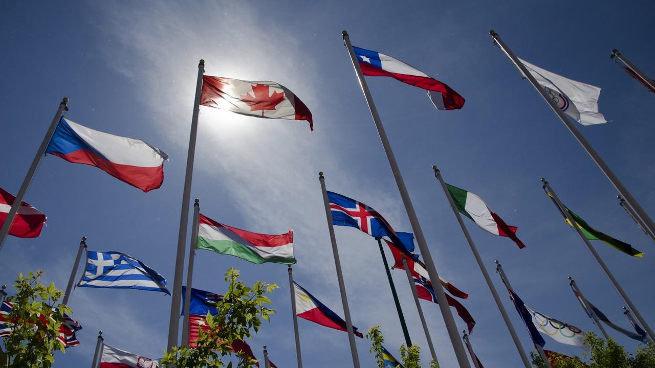 Nemzetek zászlaja kvíz