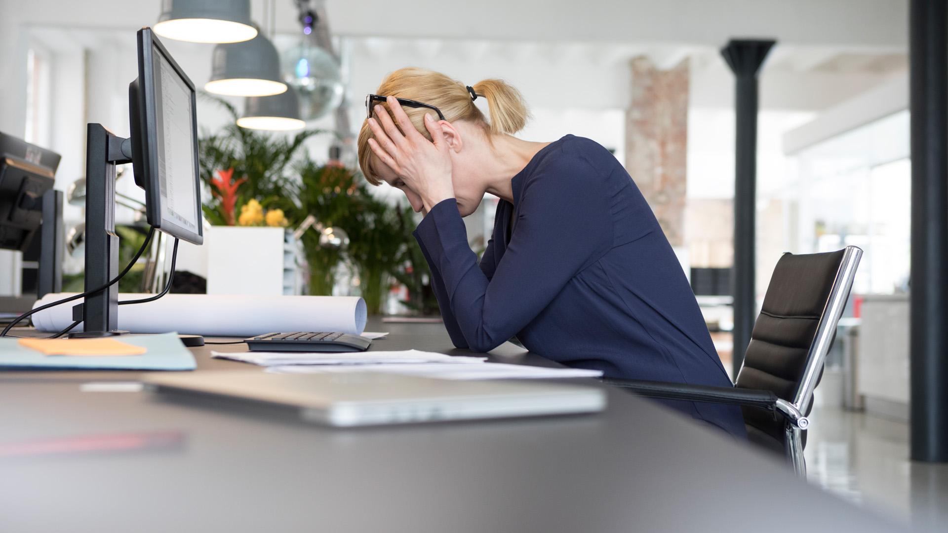 Az endometriózis hatással van a nők karrierjére