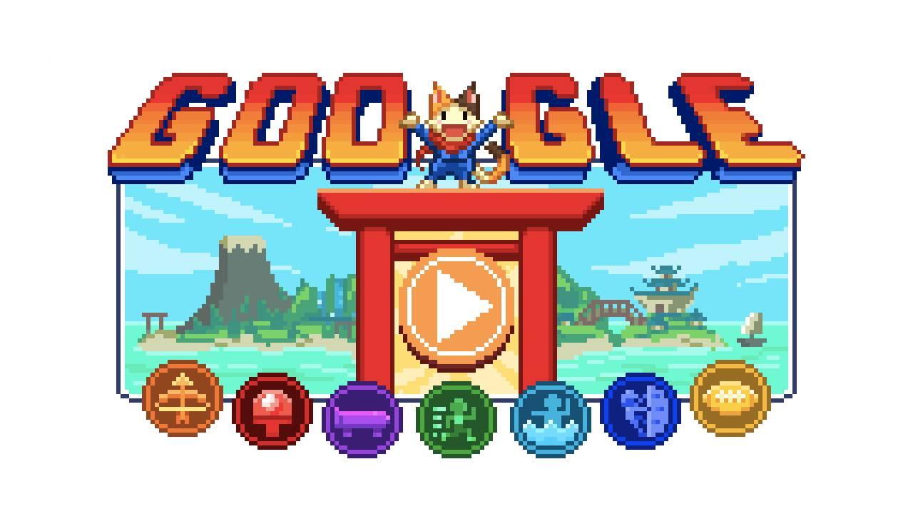 Mini videójátékkal ünnepli az olimpiát a Google