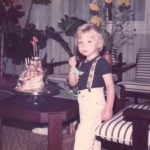 Steiner Kristóf gyerekkorában