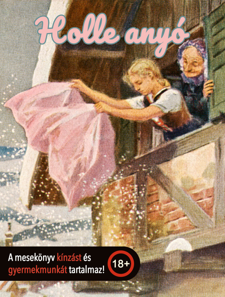 Holle anyó az időjárás mellett a gyerekmunkában is érdekelt