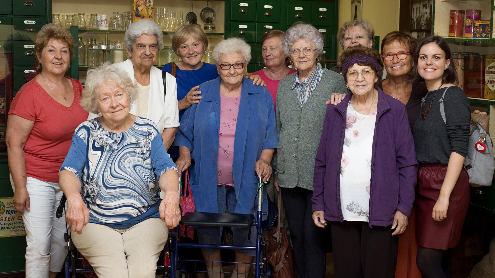 Az időskor lehetne egy aktív és örömteli időszak