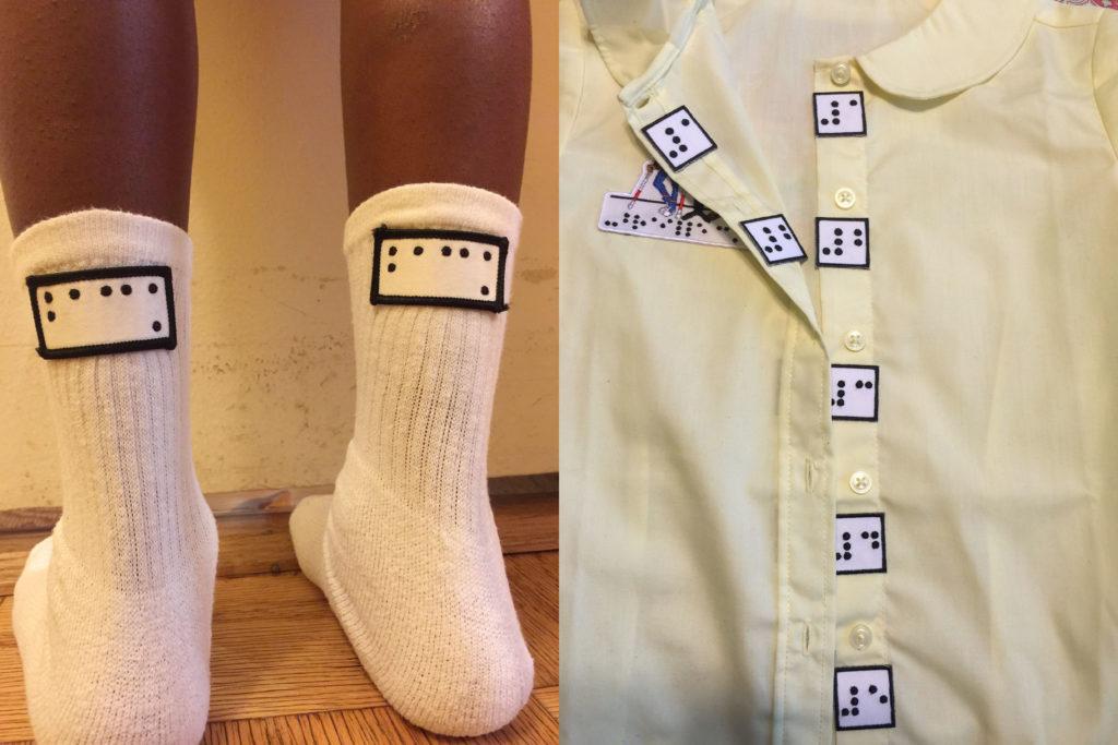 Pattanásos modellek és Braille zokni – Amikor az ember diktálja a divatot