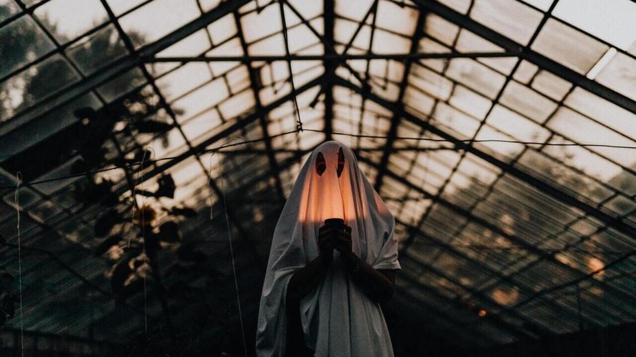 A házaspárt egy kísértet akarja kitúrni. Képünk illusztráció (Fotó: Pexels.com)