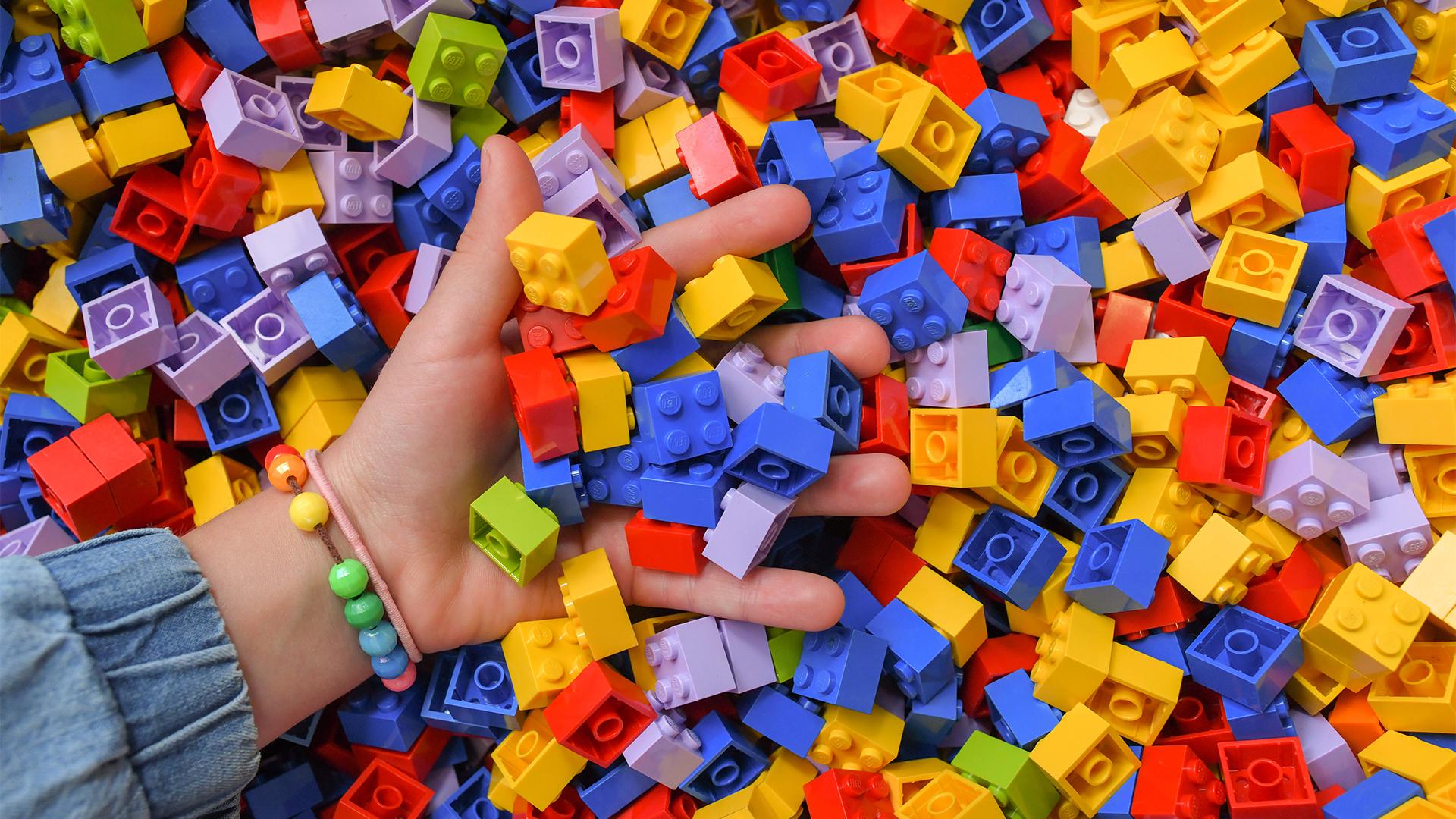 Ez a mesterséges intelligencia segít LEGO remekműveket építeni