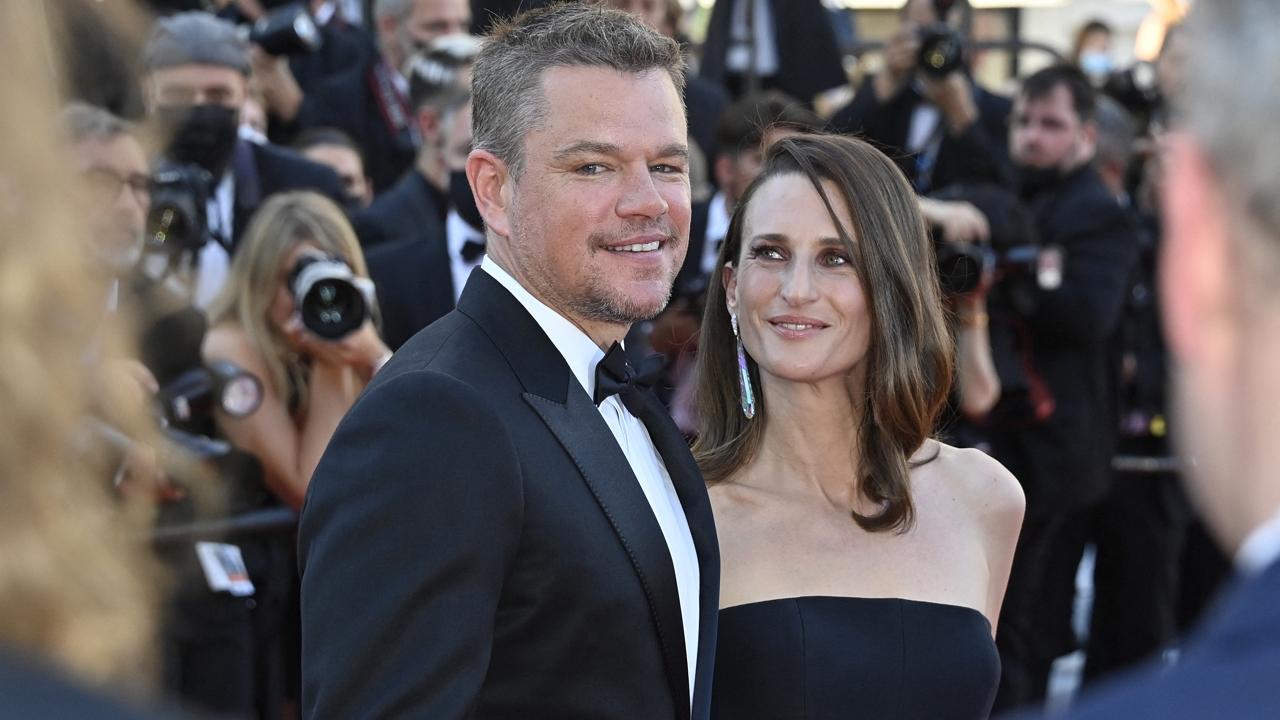 Nem mindennapi fogadtatás várta Matt Damont Cannes-ban
