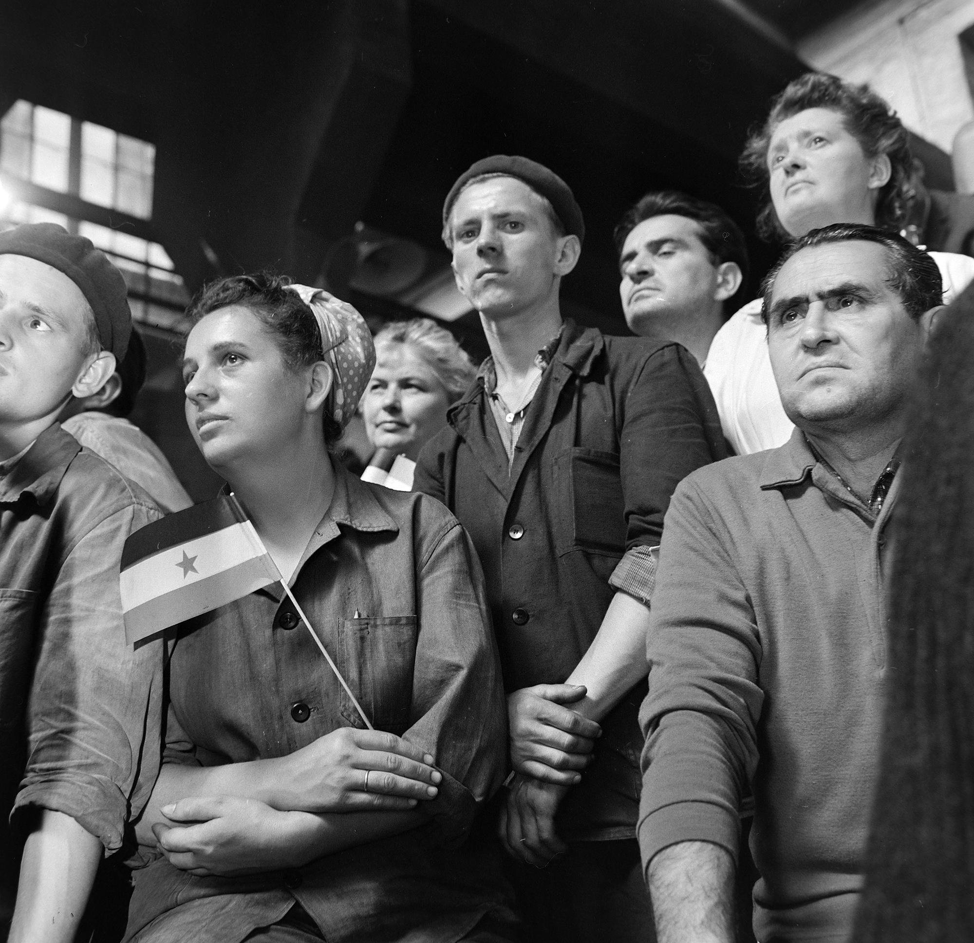 MÁVAG-gyár a hatvanas években