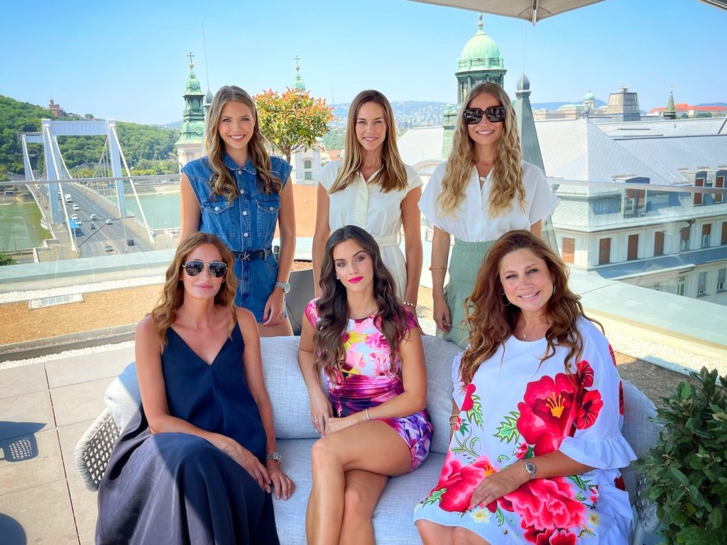 Miss Balaton felkészítői és mentorai: Balogh Eleni, Lipcsei Betta, Iszak Eszti, Epres Panni, Gelencsér Tímea és Horváth Éva