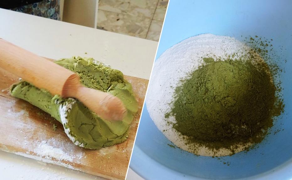 Japán desszert, ami püfölve az igazi