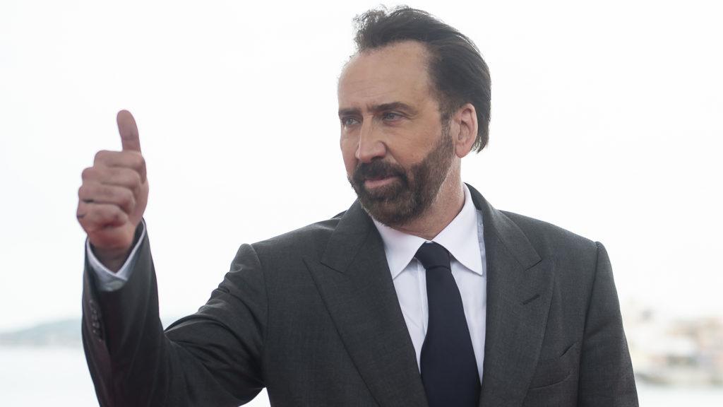Nicolas Cage önmagát alakítja a Budapesten forgatott filmjében