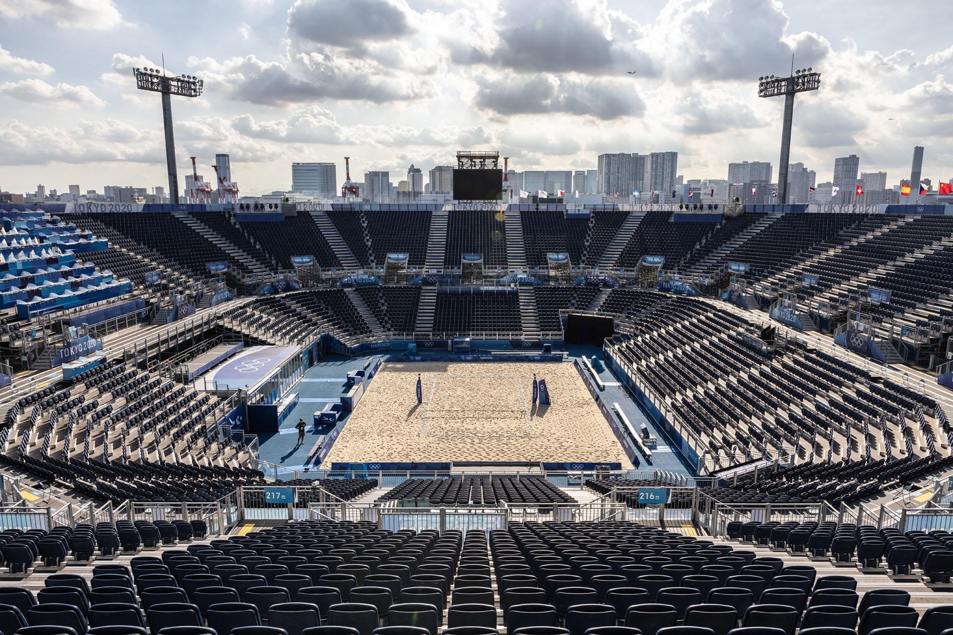 Olimpiai Stadion, Tokió