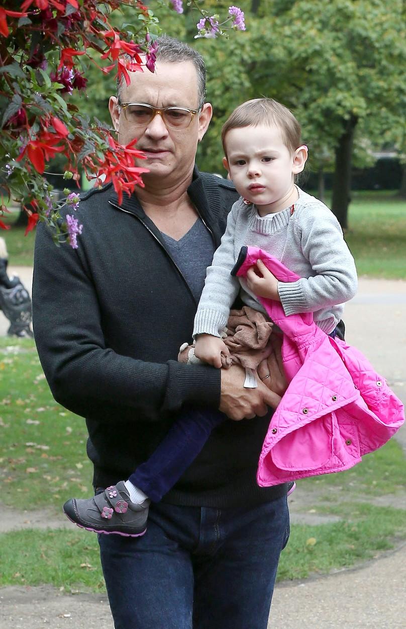 Tom Hanks és Olivia
