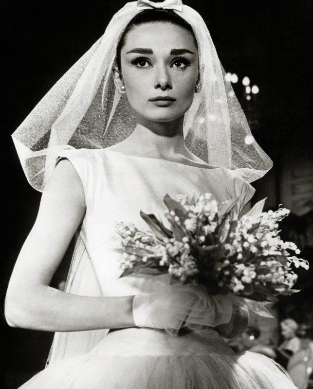 Audrey Hepburn az 1957-es Mókás arc című filmben