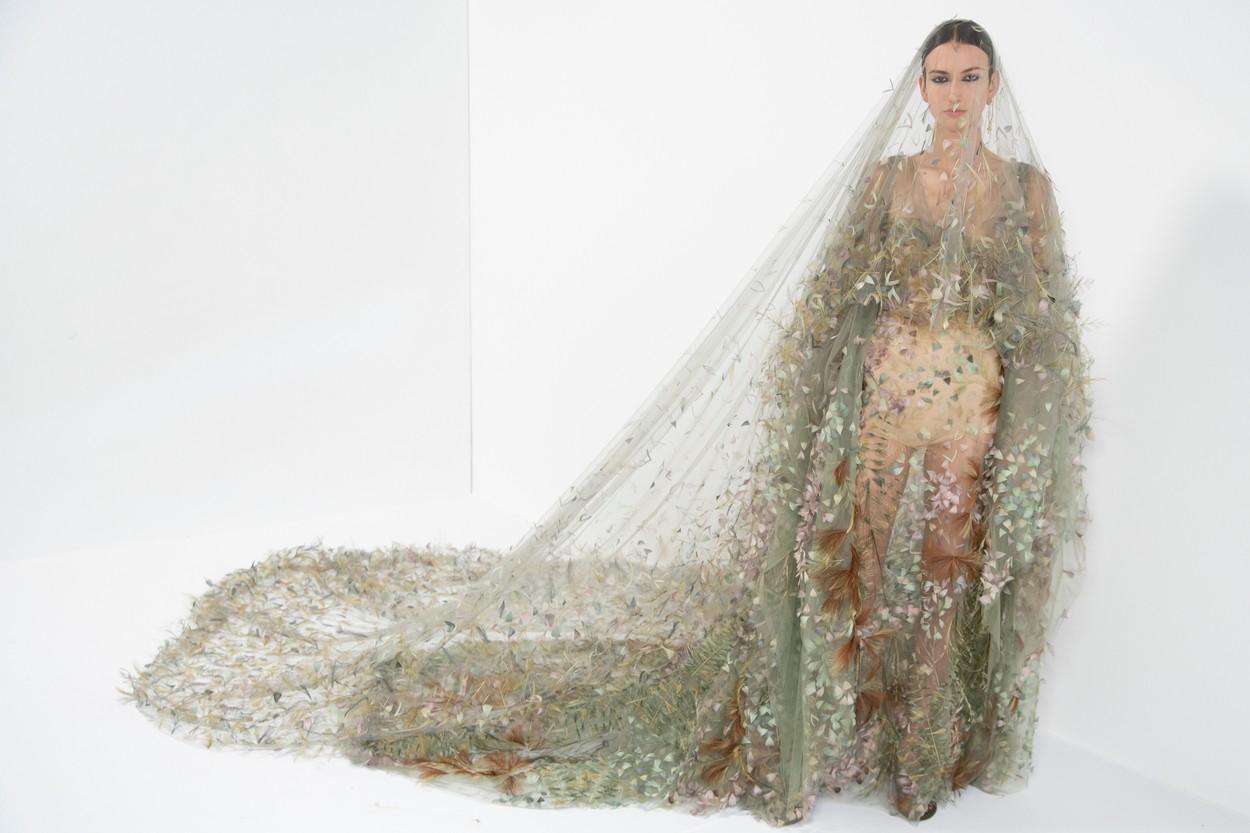 Christian Dior Haute Couture 2021/22 ősz-tél