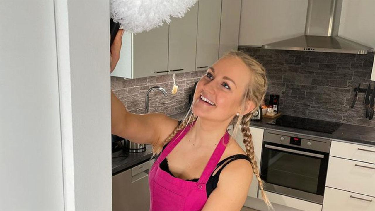 Auri Katariina, a takarítókirálynő
