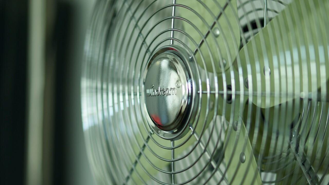 Ventilátoros trükk a forró éjszakákra