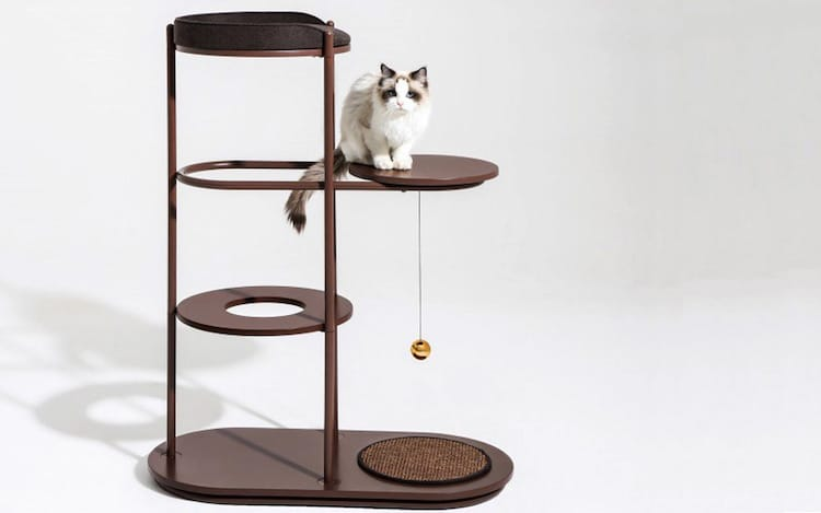 Bauhaus macskabútor