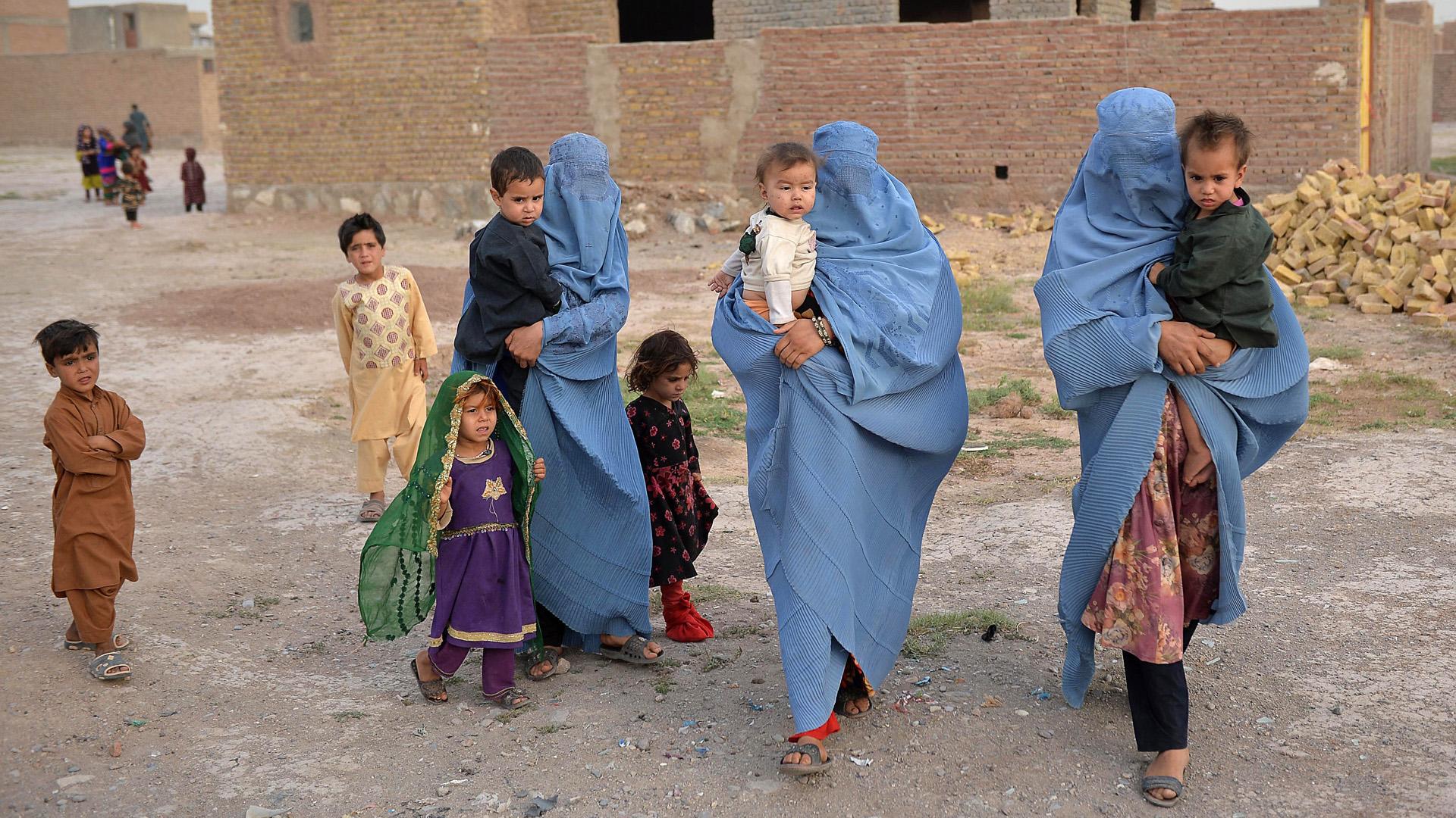 Az afgán nőkre szörnyű idők várnak