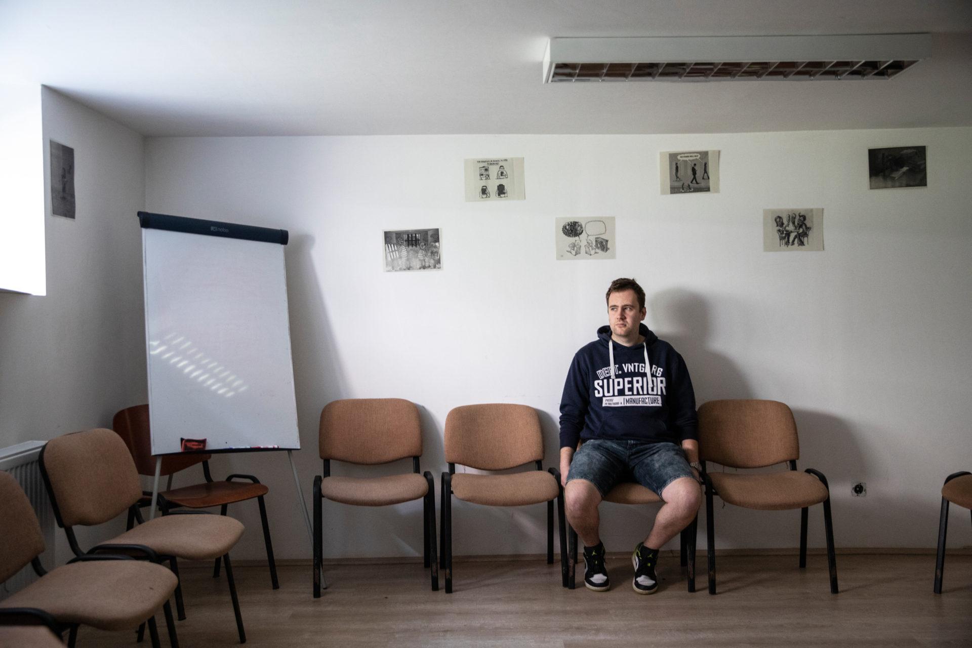 Pécsi és komlói szociális munkások, pszichológusok a koronavírus-járvány idején