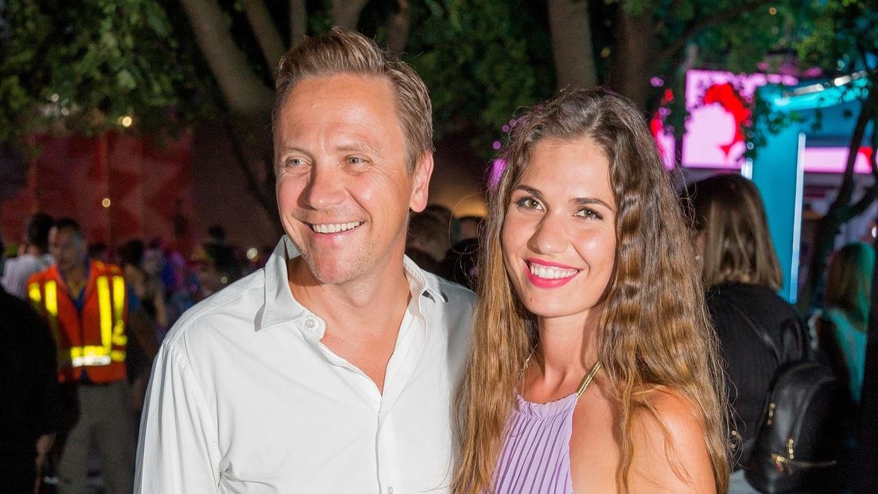 Gönczi Gábor és felesége