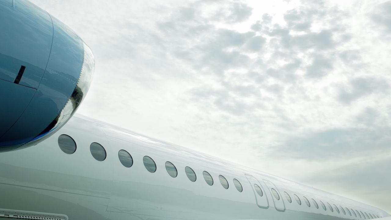 Repülőgép színe