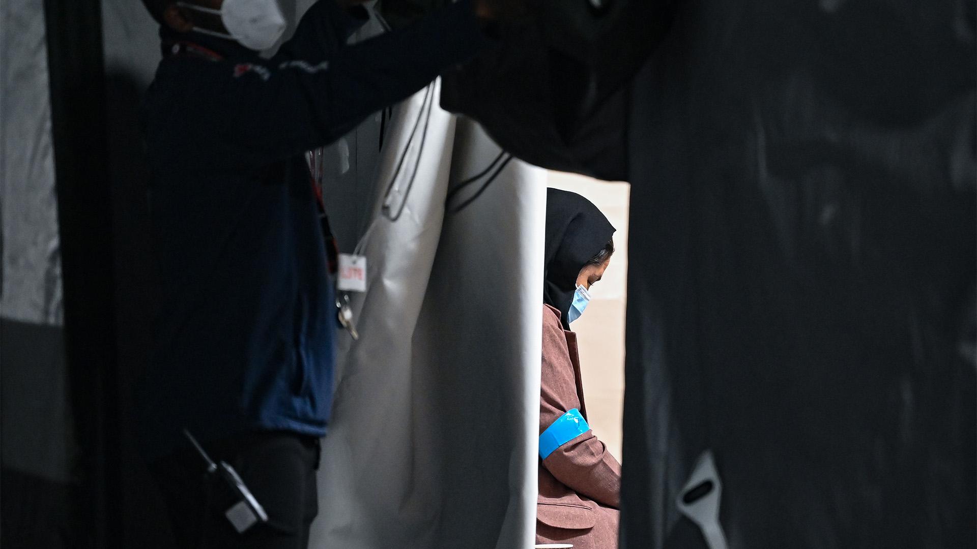 afgán menekült röszke ferihegy