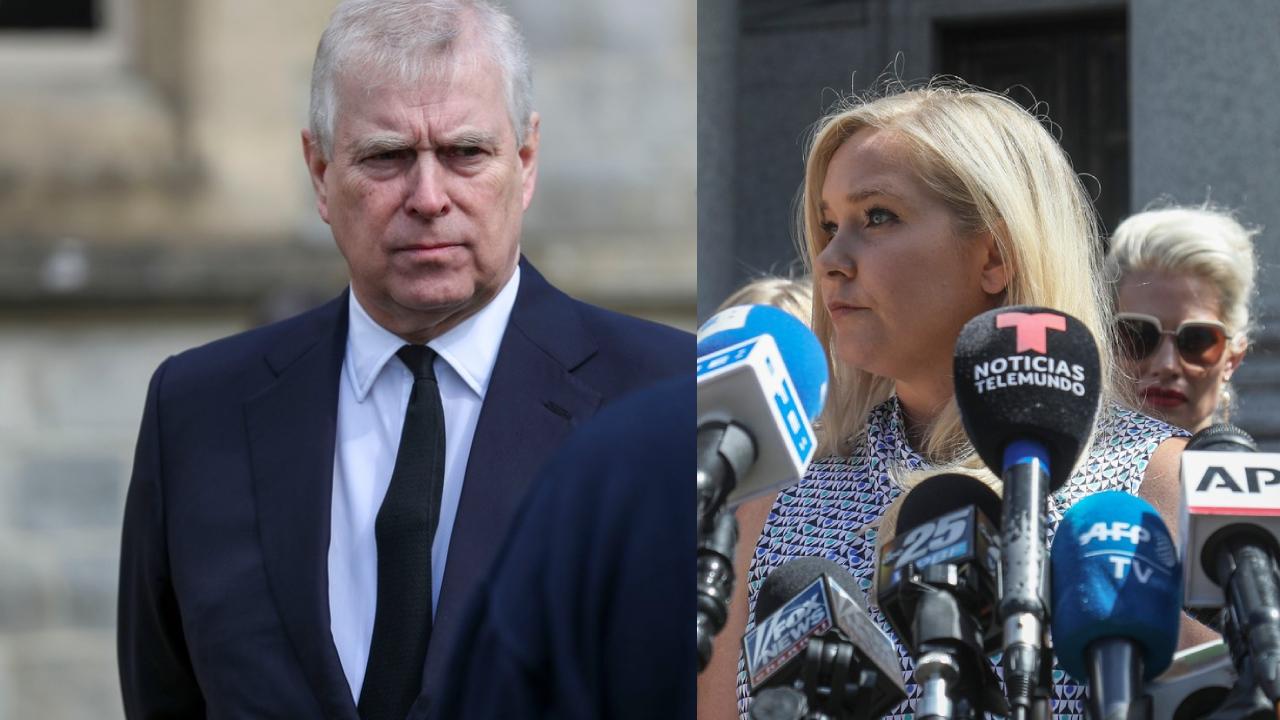 András herceg a vád szerint szexuális erőszakot követett el, Virginia Roberts Giuffre most ezt bíróságon akarja bizonyítani