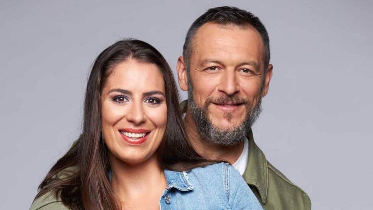 Czutor Zoli és felesége, Zsanett