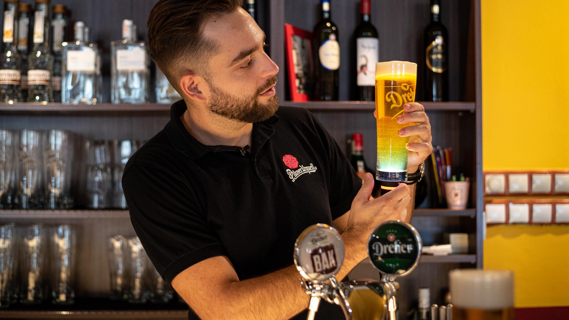 A jó csapolt sör titka