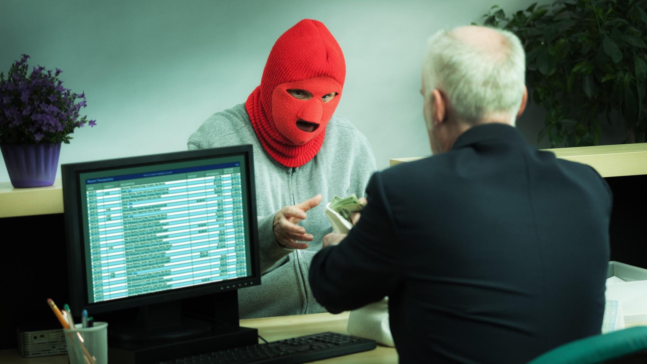 bankrabló
