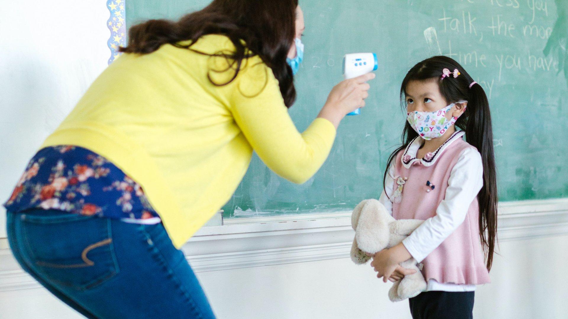 Koronavírus az iskolában