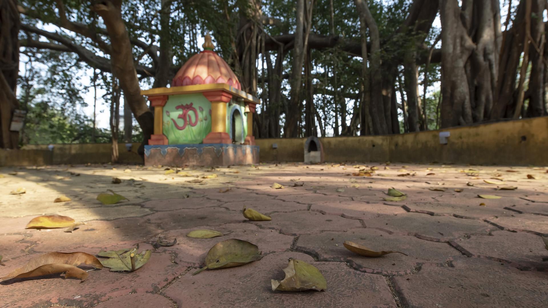 Indiai szentély