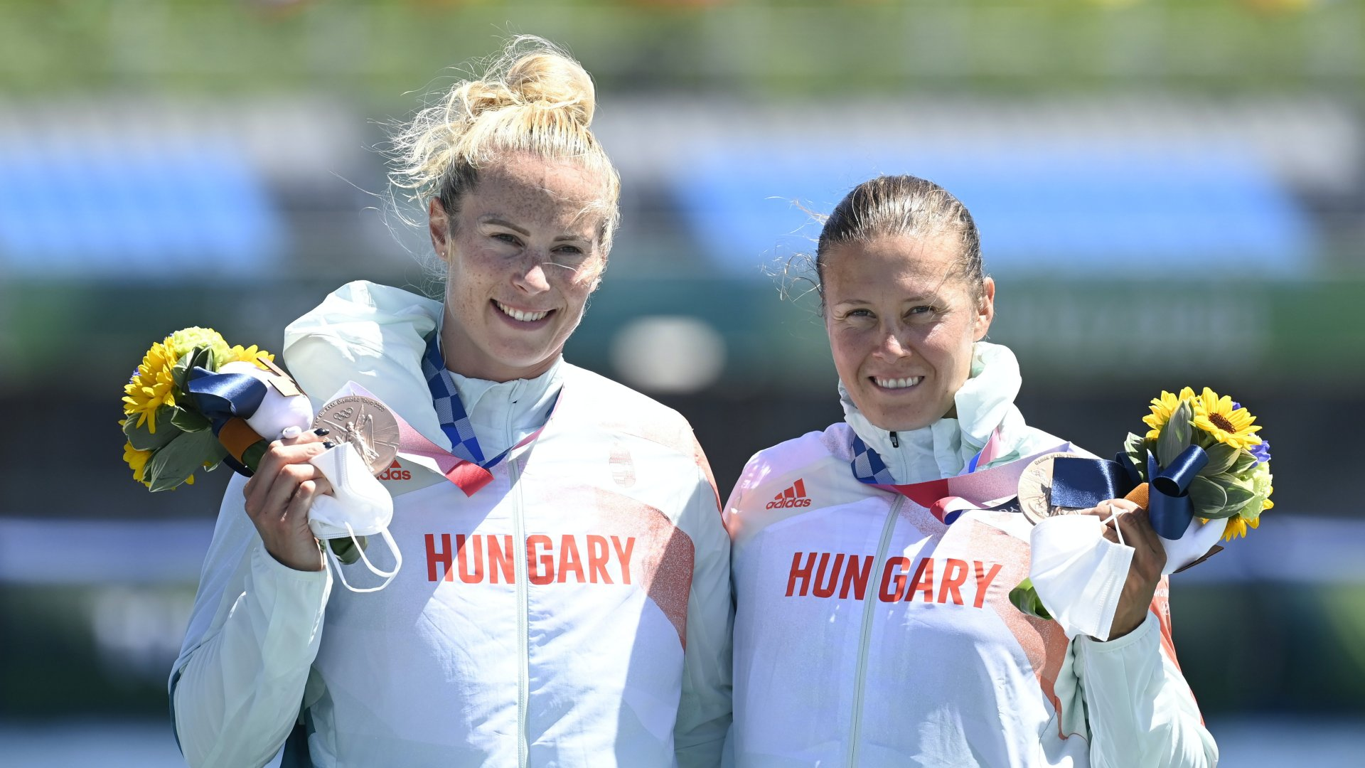 Magyar éremeső az olimpián: arany-, ezüst- és bronzérmet is szereztek a kajakosok