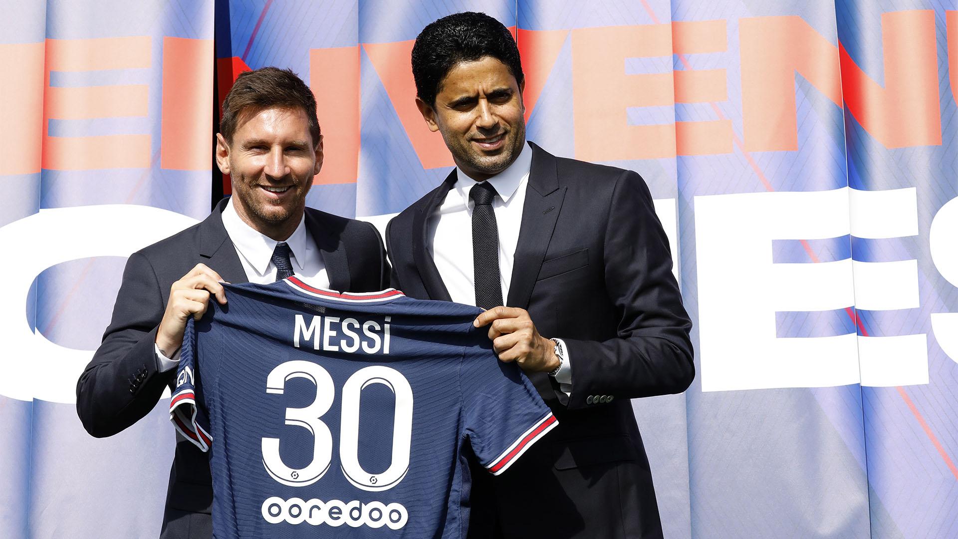 Lionel Messi ezzel a magyar sporteszközzel készül a PSG meccseire