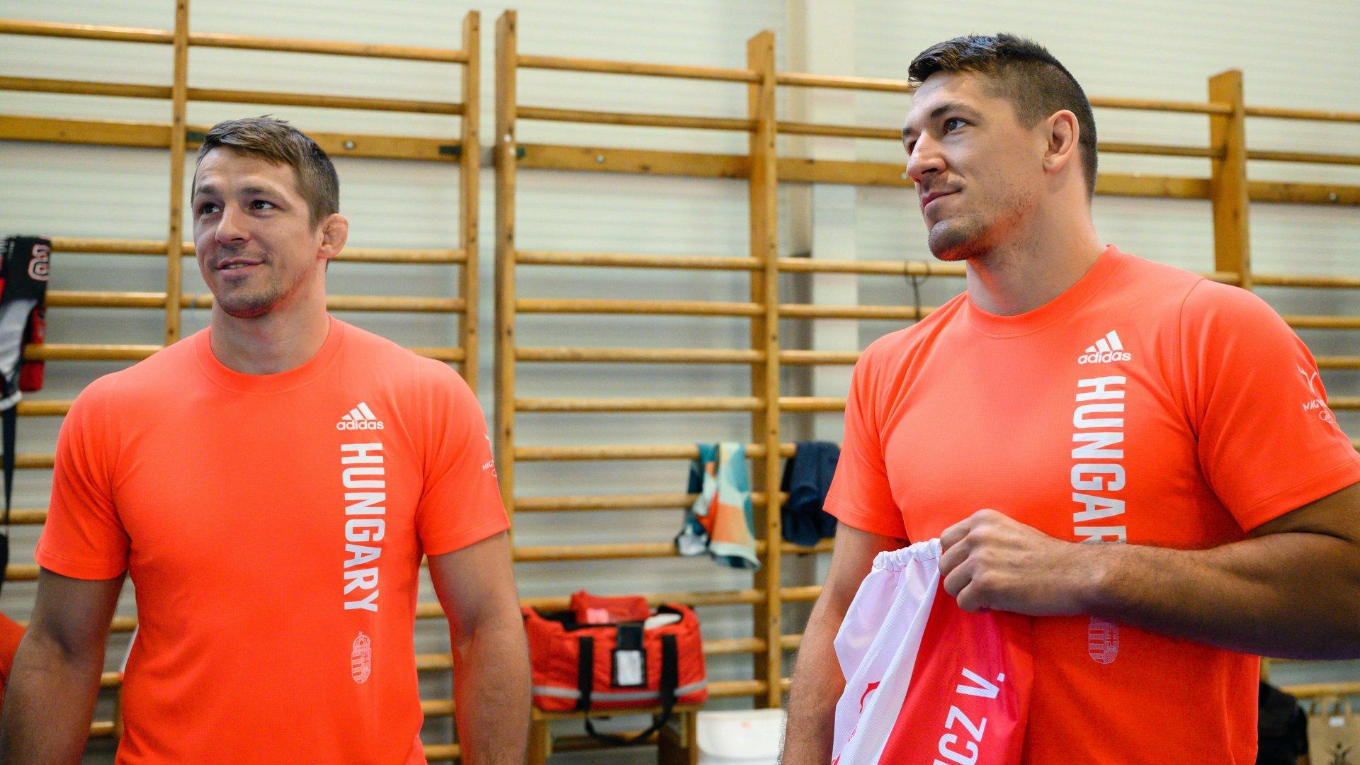 Lőrincz Tamás és Lőrincz Viktor