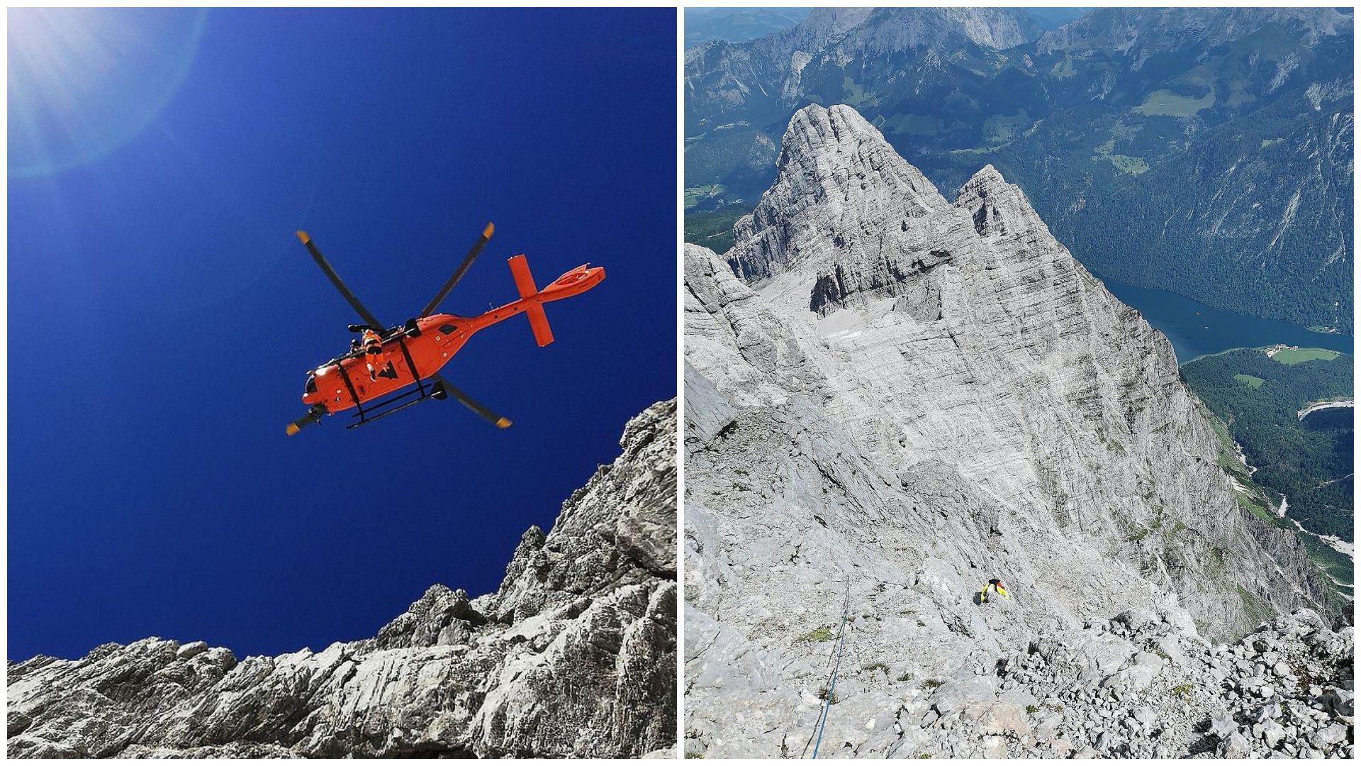 Szörnyethalt egy magyar túrázó az Alpokban