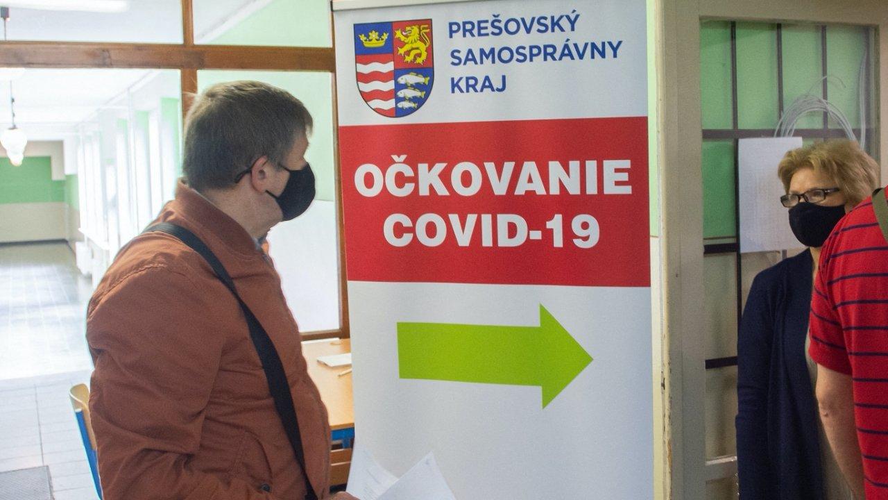 Szlovákia oltás