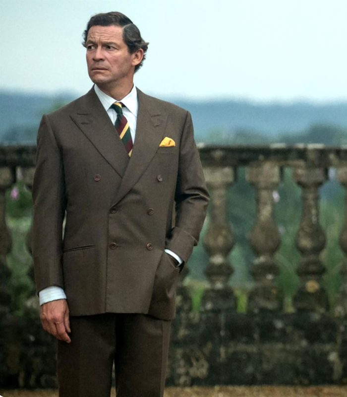 Dominic West Károly hercegnént