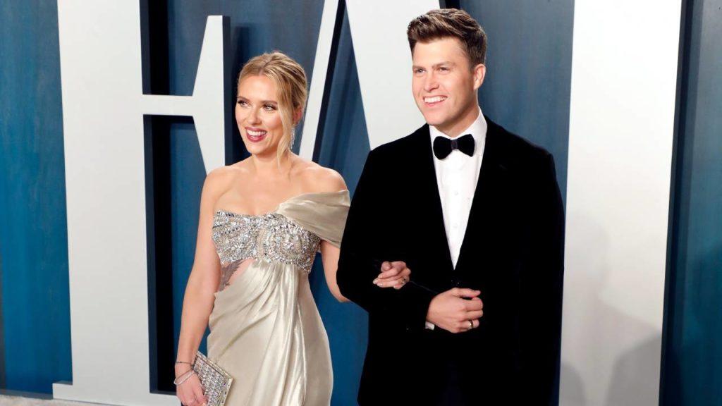 Megszületett Scarlett Johansson második gyereke