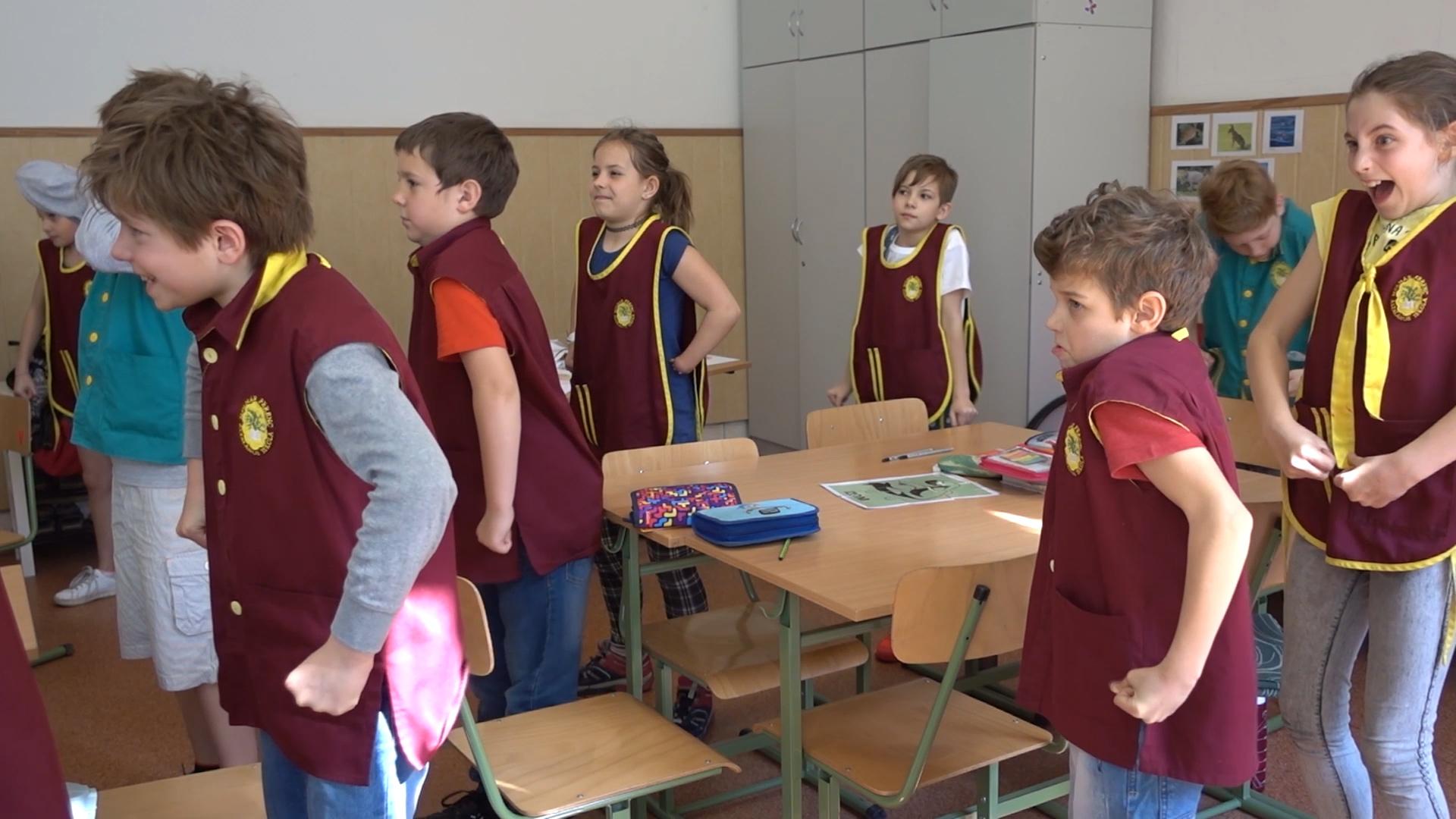 Az iskolakezdés a szülőnek és a gyereknek is stresszes