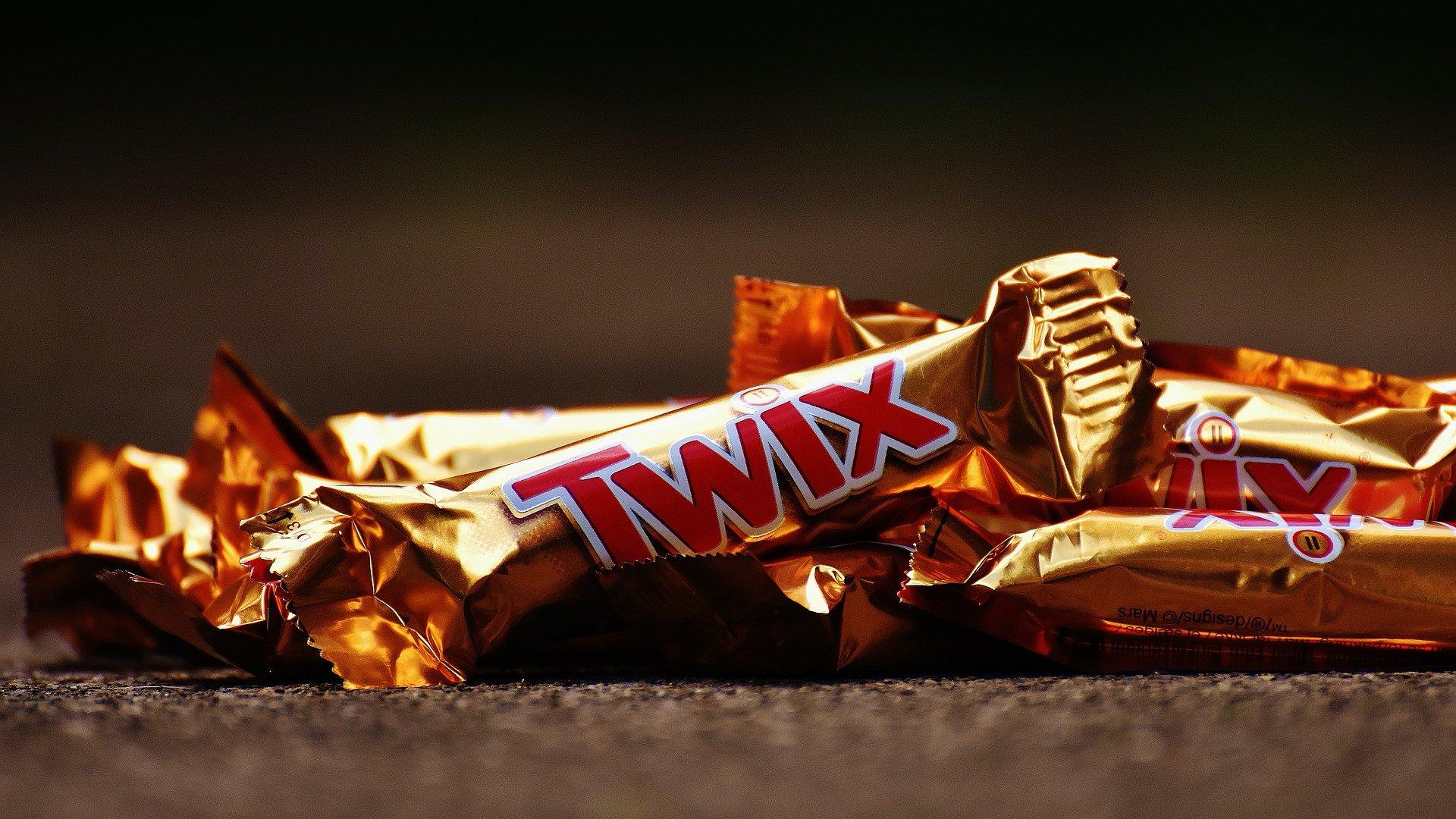 Twix csoki