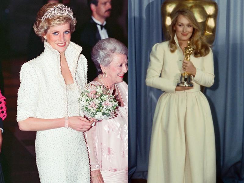 Diana hercegnő stílusában