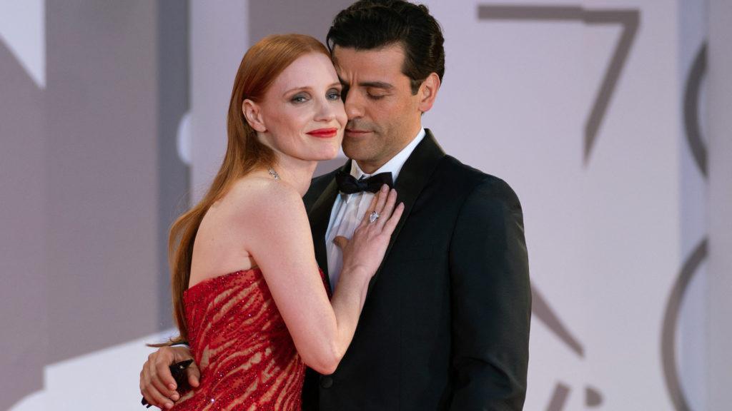 """""""Az ilyen pároknak találták ki a házasság intézményét"""" – Interjú Jessica Chastainnel és Oscar Isaac-kel"""