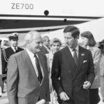 Károly herceg és Göncz Árpád