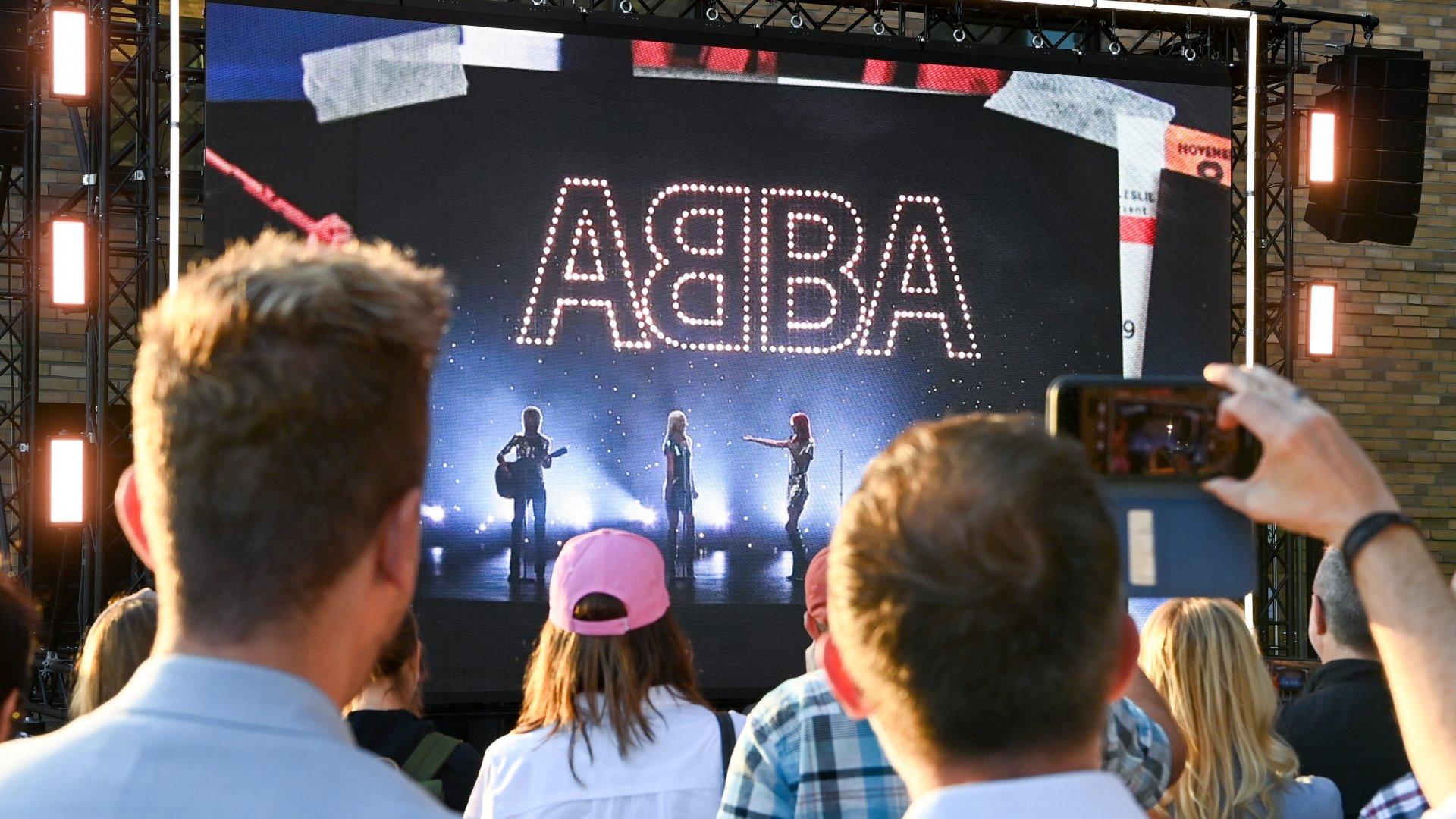 ABBA újra összeáll