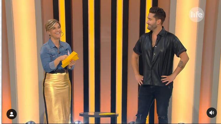 Ábel Anita és Király Viktor az Activiyben
