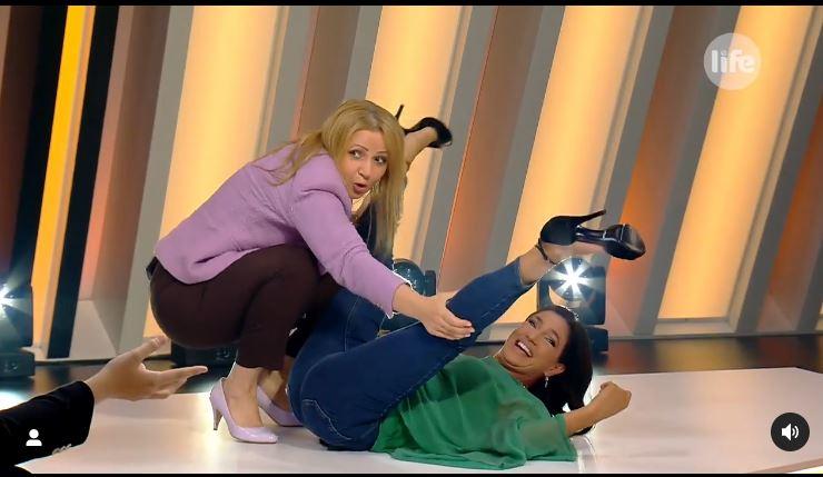 Gáspár Bea a csatorna más műsoraiban is látható
