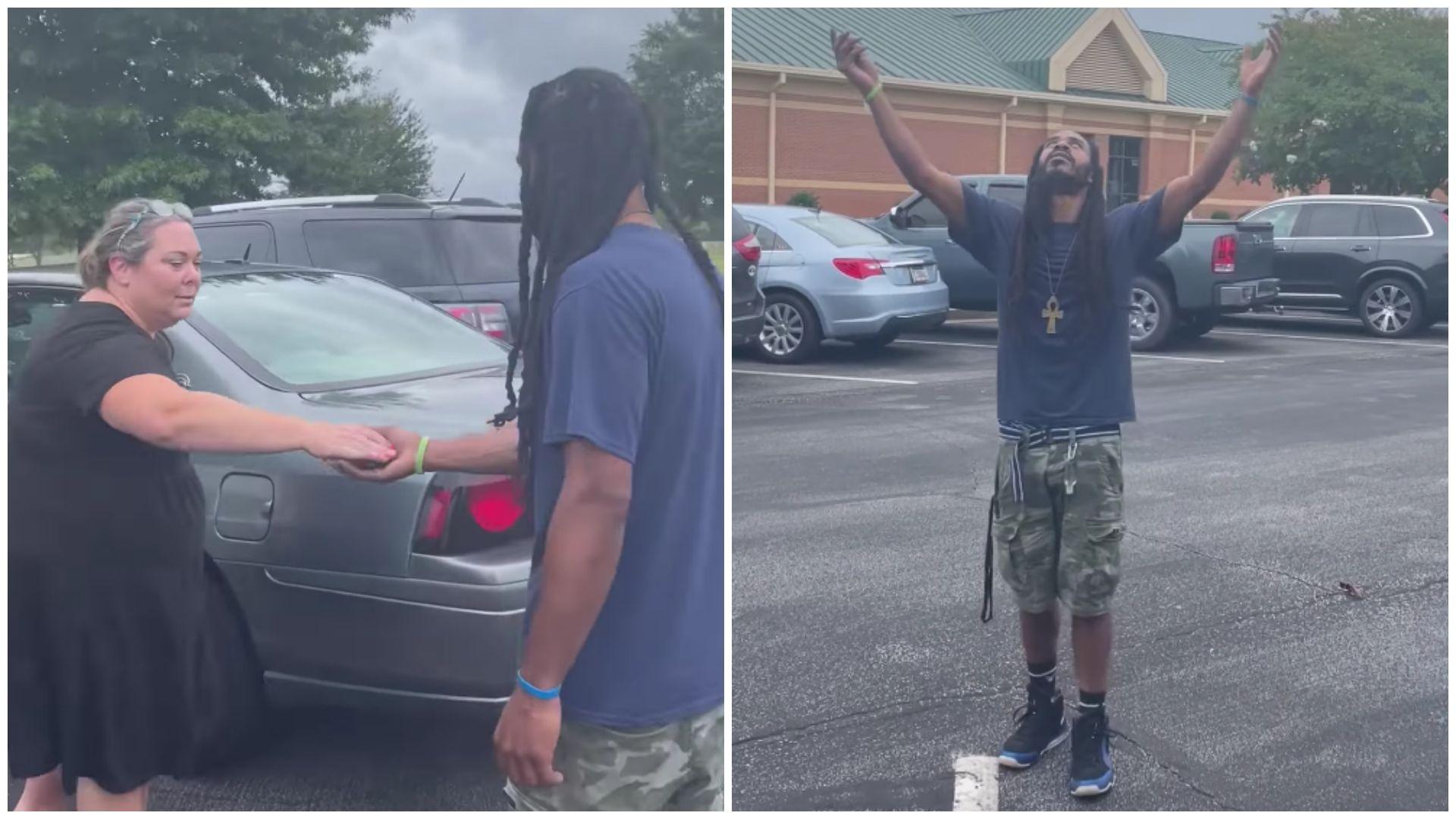 Autóval lepték meg az iskolai gondnokot, aki gyalog járt dolgozni – videó