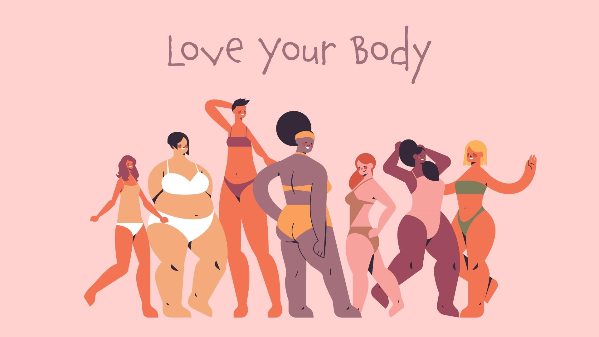 Mi a baj a body positivity mozgalommal?