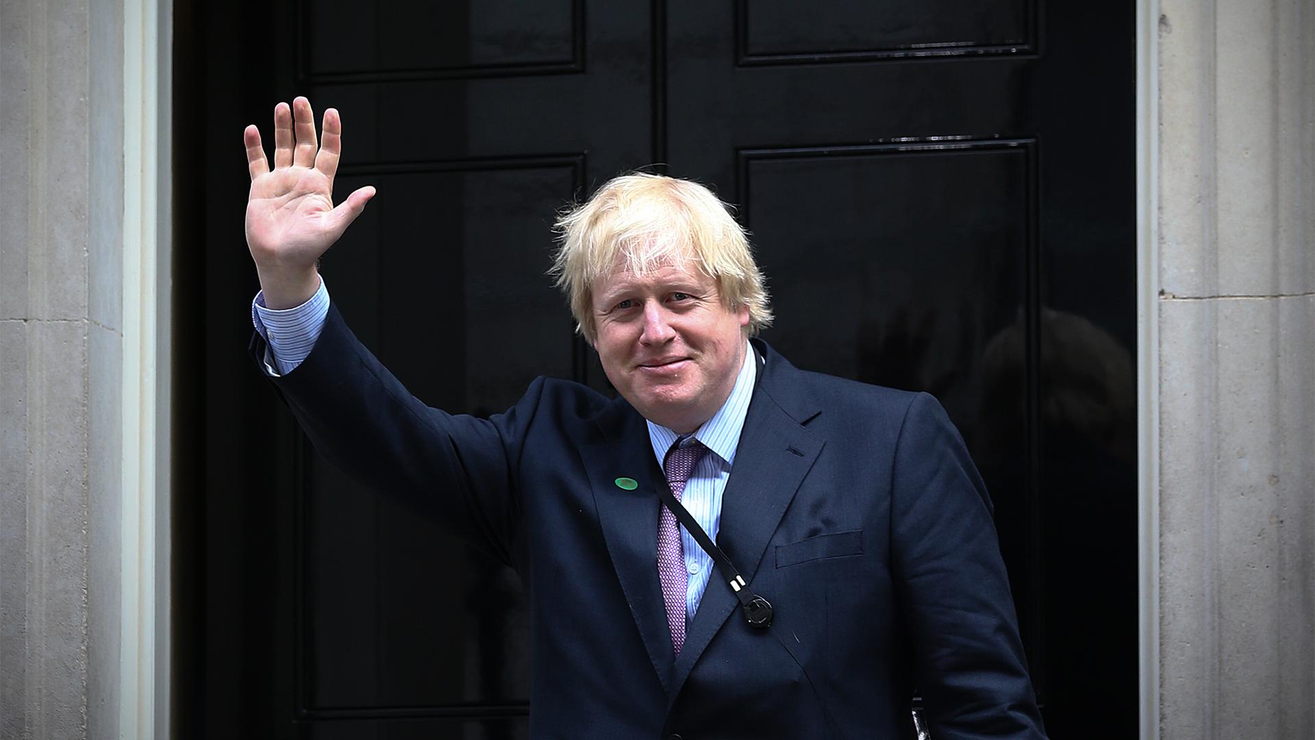 Kiderült, hány gyereke van Boris Johnsonnak